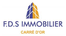 Logo de FDS IMMOBILIER CARRE D'OR