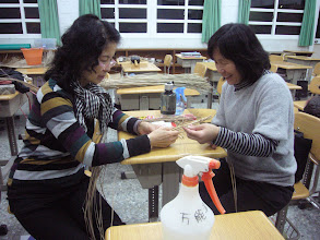Photo: 20110329藺草編織的創意與技巧003