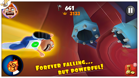 Super Falling Fred Screenshot 2