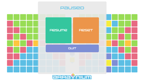 Arraynium- screenshot thumbnail