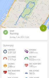 Endomondo - Running & Walking Screenshot 3