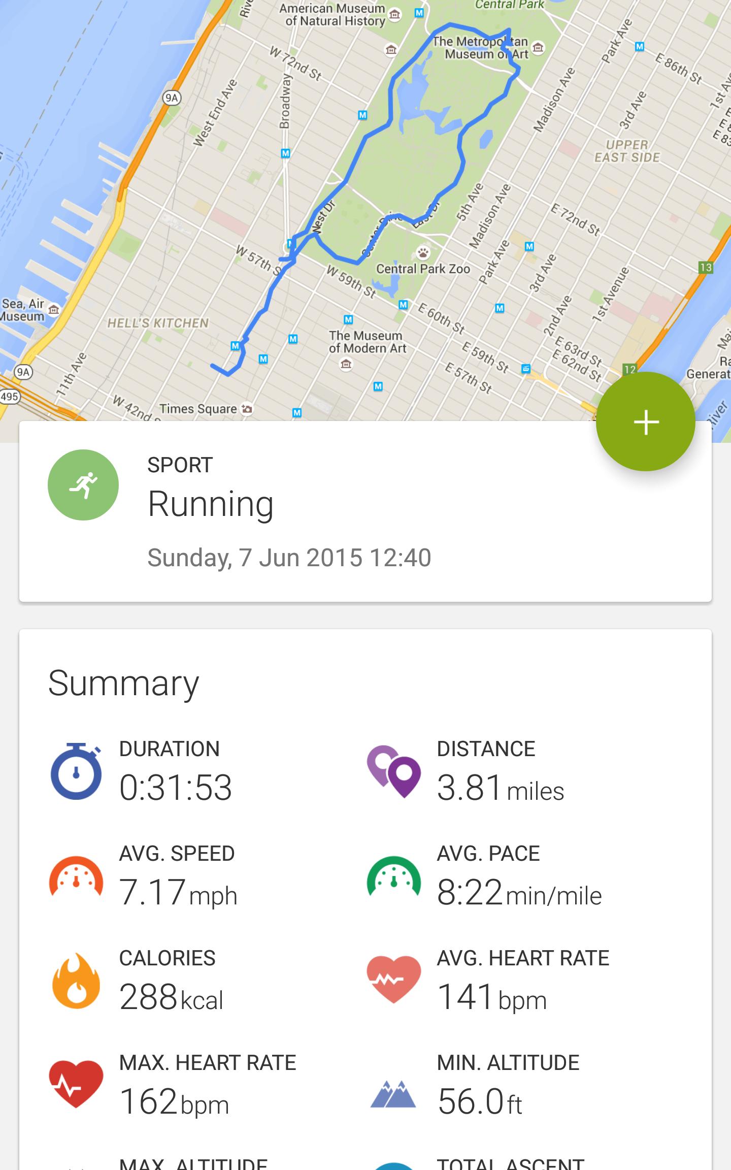Endomondo - Running & Walking screenshot #3