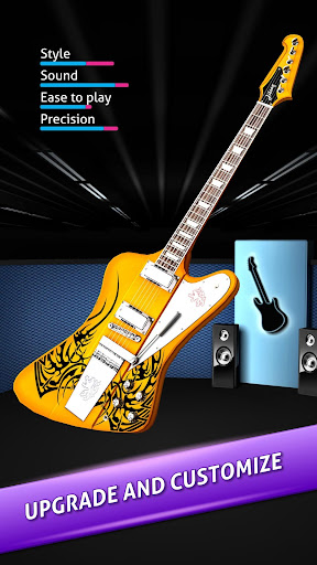 Rock Life - Guitar Legend screenshot