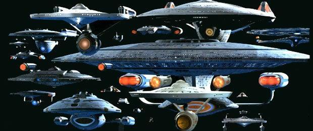 NEW: Star Trek Ships of the Line