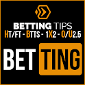 Betting Tips HT/FT, BTTS, 1X2 and Over/Under Bets icon