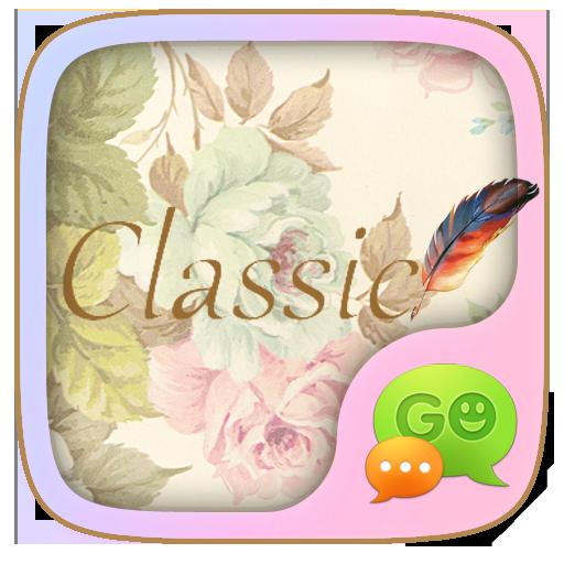 GO SMS CLASSIC THEME 個人化 App LOGO-APP試玩