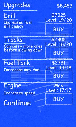android Drill Mine Screenshot 1