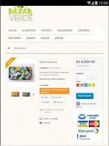 Bazar Verde screenshot 7