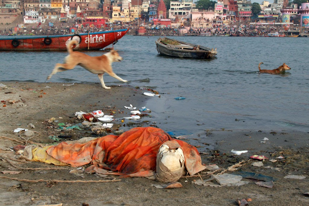 Varanasi: Onde a morte é o motivo da vida