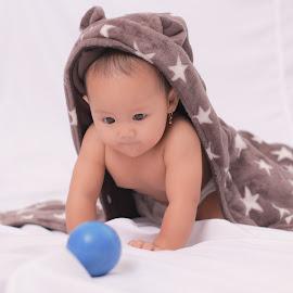 Nara Cute by Lalu Mahendra - Babies & Children Babies ( babies, baby girl, baby, baby boy )