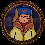 Winter Night Adventure Icon