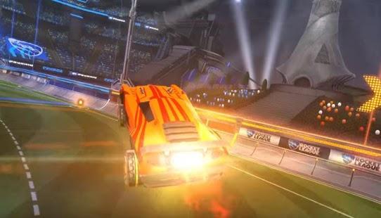 Tips For Rocket League - náhled