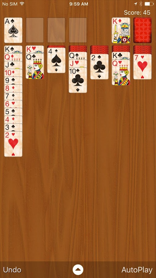 Solitaire Classic- screenshot