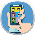 Group Live Chat Room Advice icon
