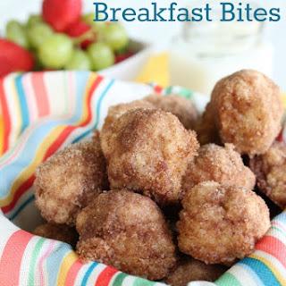 Cinnamon Breakfast Bites