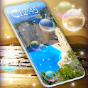 Beach Live Wallpaper 🌞 Sand and Water Wallpapers icon