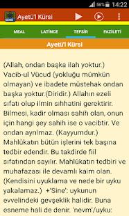 Ayetül Kürsi - náhled
