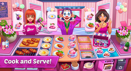 Cooking Family : Cooking Games Madness Restaurant 1.25 screenshots 3