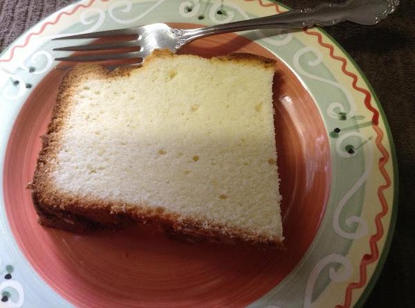 Light & Airy Pound Cake Recipe