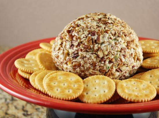 Holiday Cheese Ball. A Year After Year.