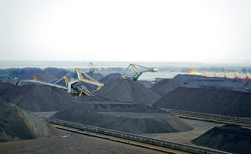 SA coal out of sync with global prices