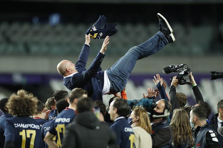 L'appel du Club de Bruges à ses supporters avant le dernier match de la saison