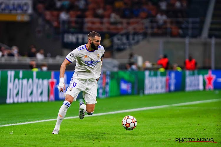 Karim Benzema a déjà des stats affolantes avec le Real Madrid