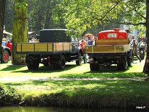 Photo: Lieferwagen ca. 5 Tonnen.
