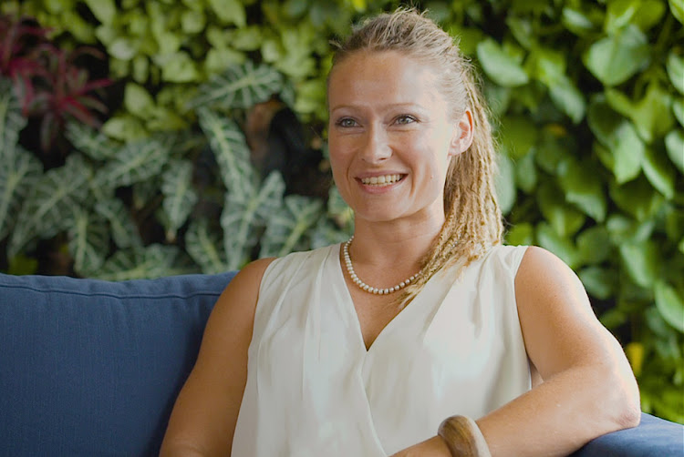 Dr Adriana Marais hopes to travel to Mars in 2025. Picture: SUPPLIED/WIGROUP