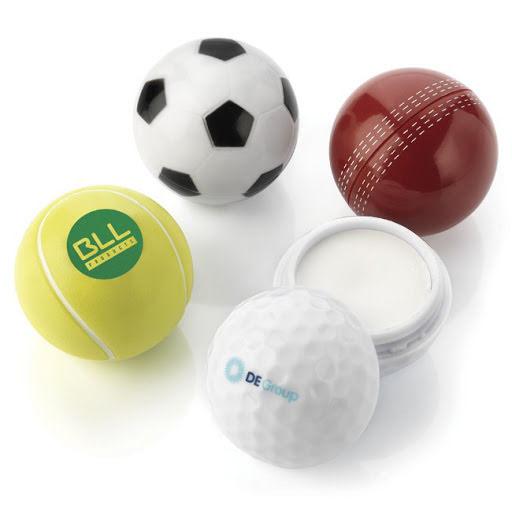 Lip Balm Golf Ball