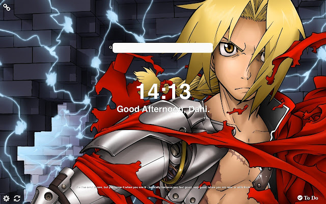 Fullmetal Alchemist Wallpapers New Tab