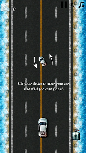 High Speed Racer Highway