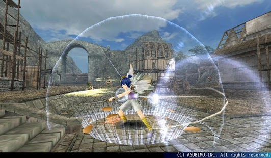 RPG Toram Online- screenshot thumbnail