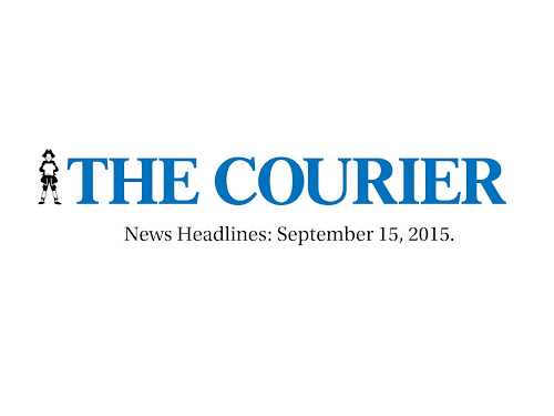 News Headlines: September 15, 2015