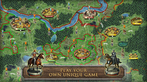 Strategy & Tactics: Medieval Civilization - screenshot