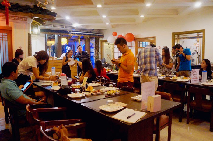 genji m unlimited sushi sashimi buffet makati