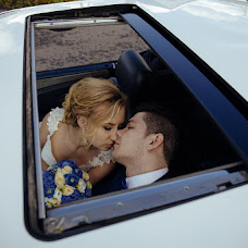 Wedding photographer Mikhail Oleynikov (maofoto). Photo of 01.10.2016