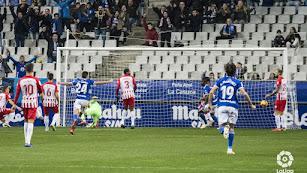 La buena gestión del partido en Oviedo les llevó a la victoria.