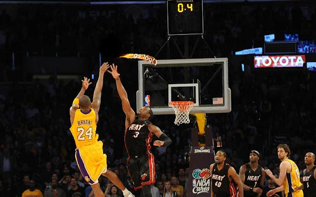 Log the Kobe