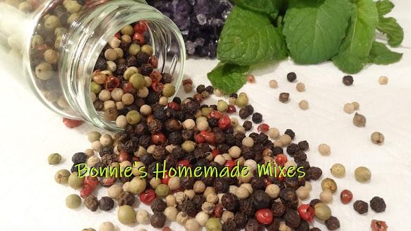 Tempura Batter Mix -- Bonnie's Homemade Recipe