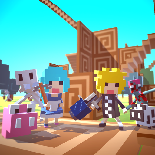 Team Craft Online file APK for Gaming PC/PS3/PS4 Smart TV