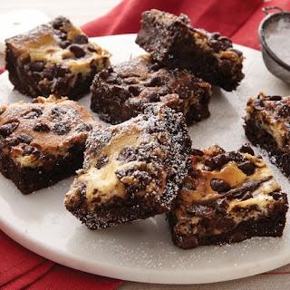Cake Mix Cheesecake Brownies Recipe