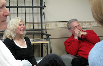 Photo: Ed Schaffer, Lynn Lipton, Jerry Oland