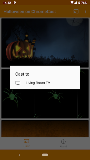 Download Halloween on Chromecast MOD APK 5