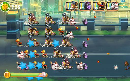 Zombie vs Tank