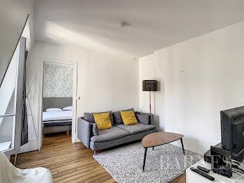 Appartement meublé 3 pièces 47,88 m2