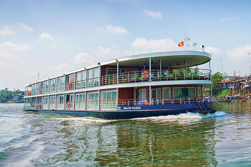 Experience the grandeur of Southeast Asia along the Mekong River aboard Avalon Saigon.