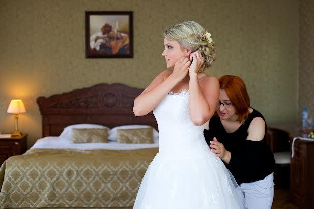 Huwelijksfotograaf Анна Жукова (annazhukova). Foto van 13.09.2017