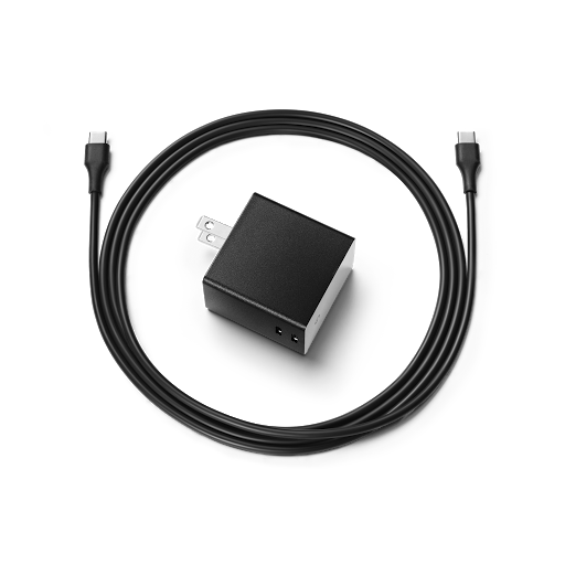 Universal 22.5W Dual Port USB Type C Charger