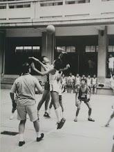Photo: 喇沙校聯籃球比賽在本校舉行本校得冠軍06